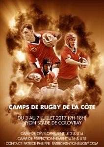 Camp de La Côte 2017