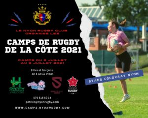 Nyon Rugby Camps